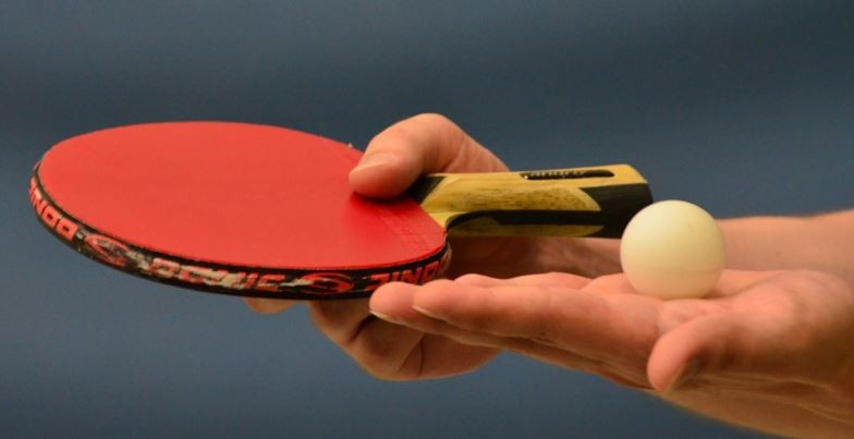 table tennis paddle rules