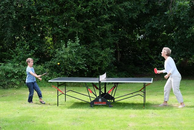 Read more about the article 6 Best outdoor ping pong tables of 2021 that meet your needs
