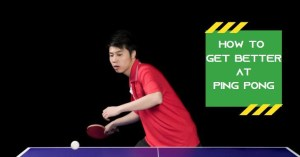 Read more about the article How to get better at ping pong fast without a coach?