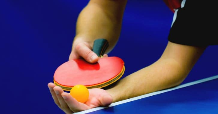 You are currently viewing How to serve in table tennis Perfectly