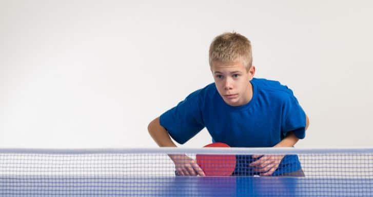Read more about the article What is the best age to start playing ping pong? – for kids
