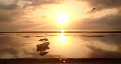 Bali sunrise
