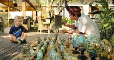 Sanur crafts