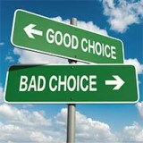 How to stop making bad choices