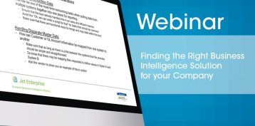 Finding The Right Business Intelligence Solution
