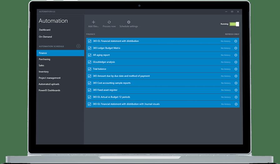 Interactivereports Automatedreport