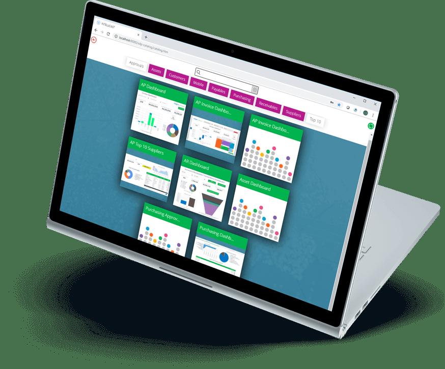Spreadsheetserver Visualization