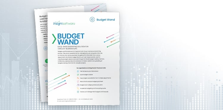 Resource Brochures Budgetwand