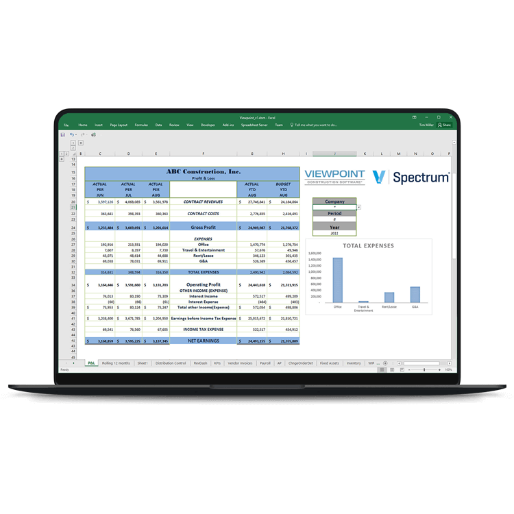 Construction Reporting Software