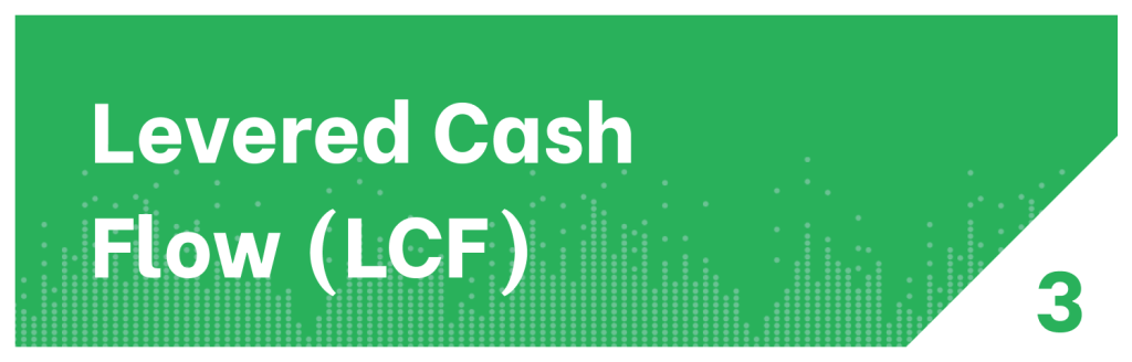 Levered Cash Flow KPI