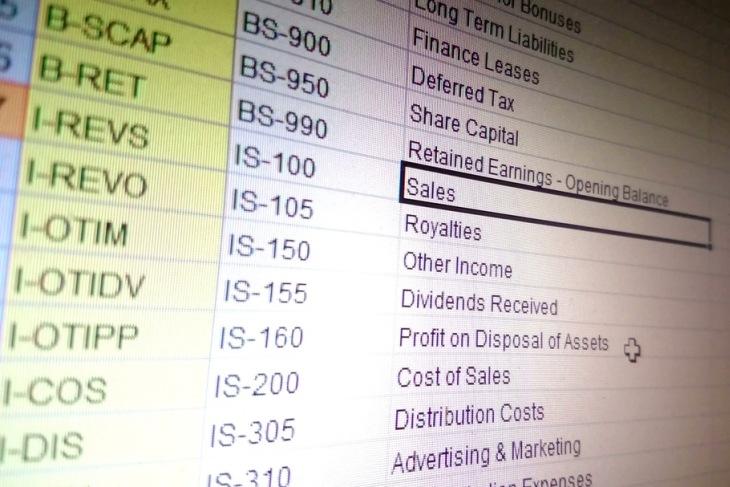 Accounting Data Processing