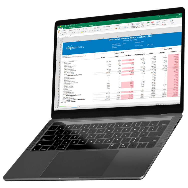 Retail Reporting Software