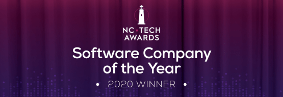 insightsoftware Wins Software Company of the Year at 2020 NC Tech Awards