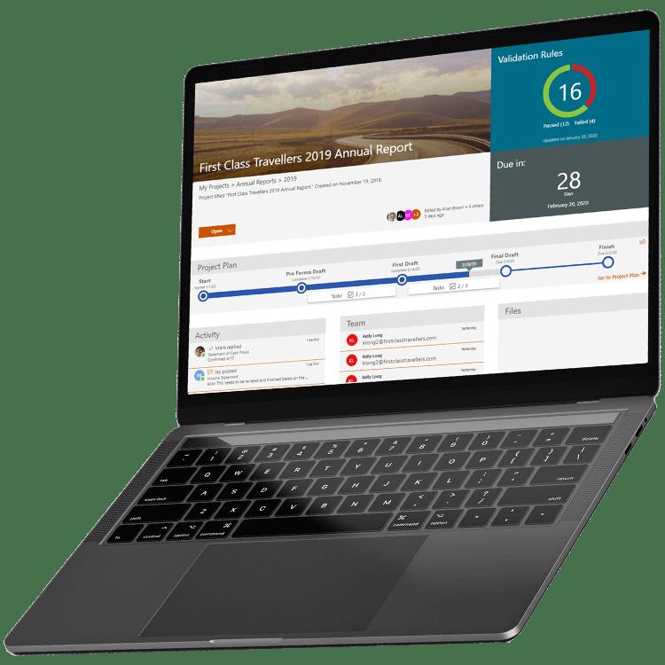 Disclosure Management Software