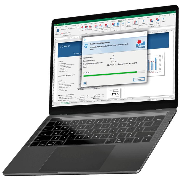 Oracle EBS Excel Reporting Tools Header