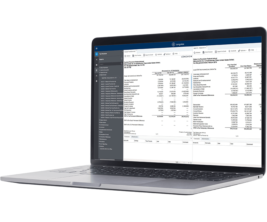 Lv Tax Reporting And Analytics