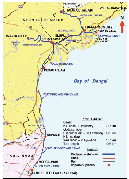 National Waterway of India -4