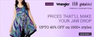 flipkart women cloth discount sale