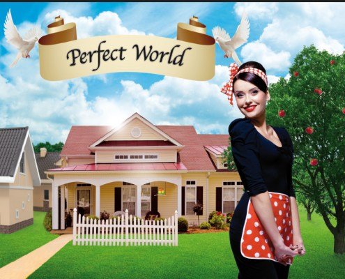 PERFECT WORLD HOME