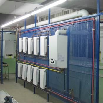 Manteniment d'instal·lacions tèrmiques i de fluids