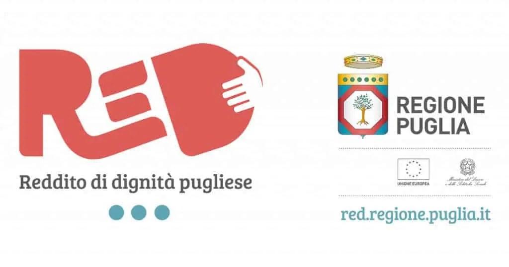 Reddito di dignità Red Regione Puglia