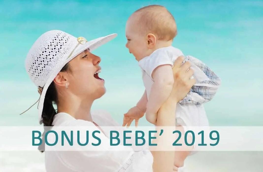 che giorno viene accreditato il bonus bebe 2019