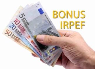 Quando arrivano i pagamenti per il Bonus Renzi nel 2019?