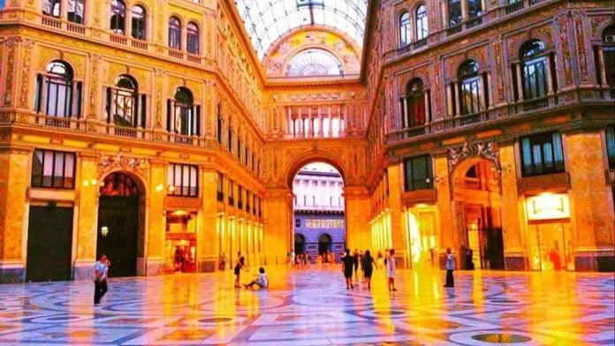 Le Sedi inps della Città di Napoli
