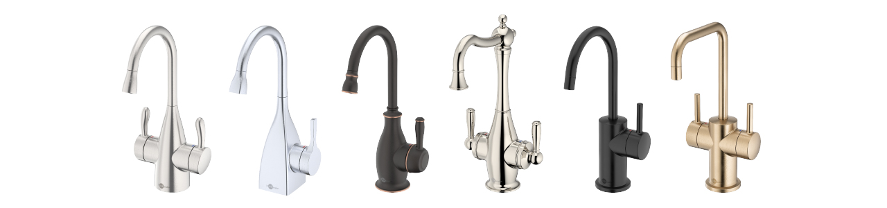 showroom collection instant hot water