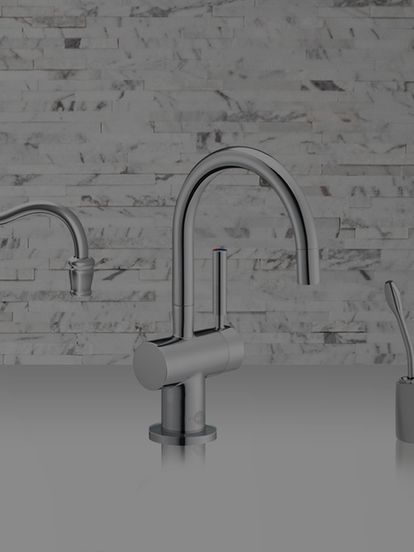 instant hot water dispenser faucets