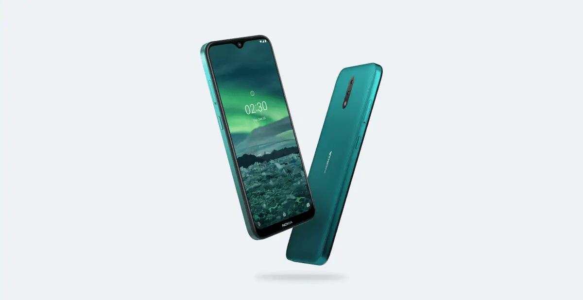 Plantão do Nokia 2.3