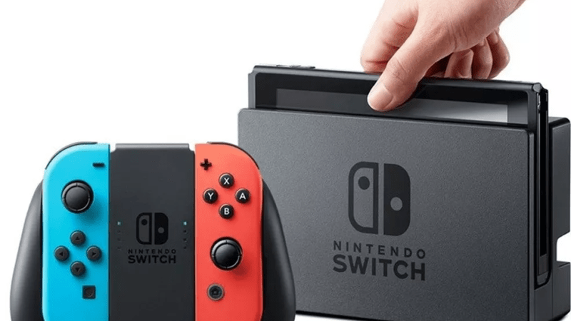 Nintendo Switch UPDATE: as fotos da homologação