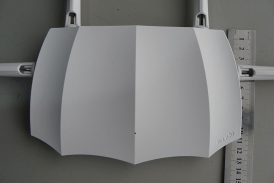 O bat-router da Tenda