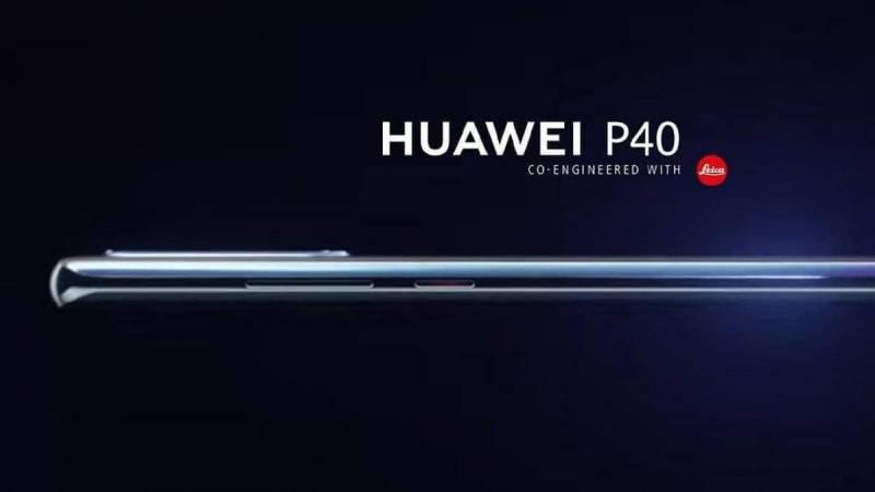 Huawei P40 passa na Anatel