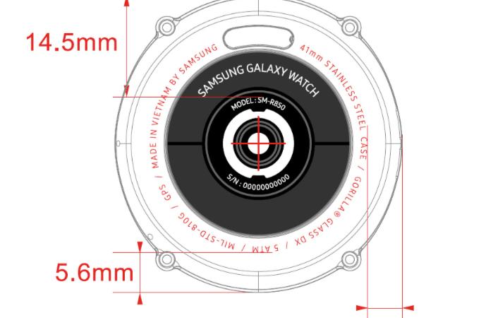 O Galaxy Watch 3 passa pela Anatel