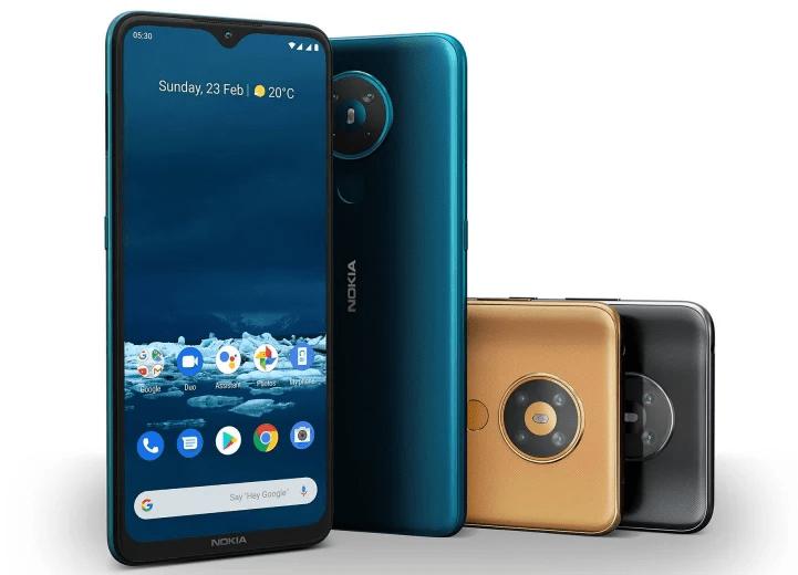 Nokia 5.3 passa na Anatel também