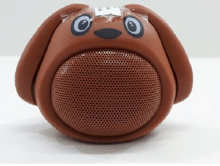 Mais caixinhas de som fofinhas de bichinhos Bluetooth® da TecToy. Dessa vez com chifres