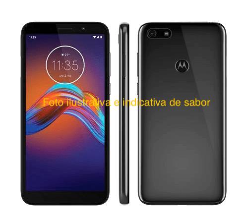 Motorola Moto E7 homologado pela Anatel