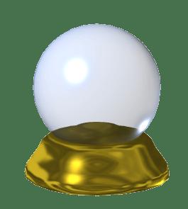 Uma bola de cristal com som passa na Anatel