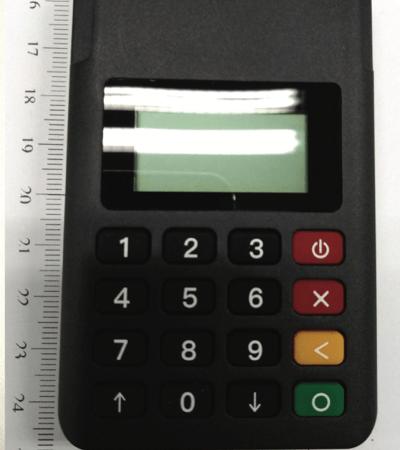 Gertec MP15: mais um pinpad Bluetooth® feio