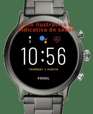 Smartwatches Fossil gen 5e passam na Anatel