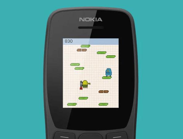 Nokia 110 é homologado na Anatel (e tem Doodle Jump!)