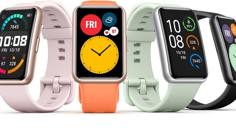 Huawei Watch Fit passa pela Anatel também