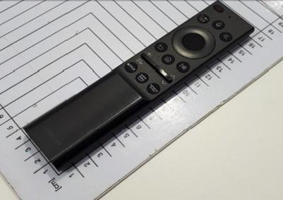 Não, não é o controle remoto solar da Samsung