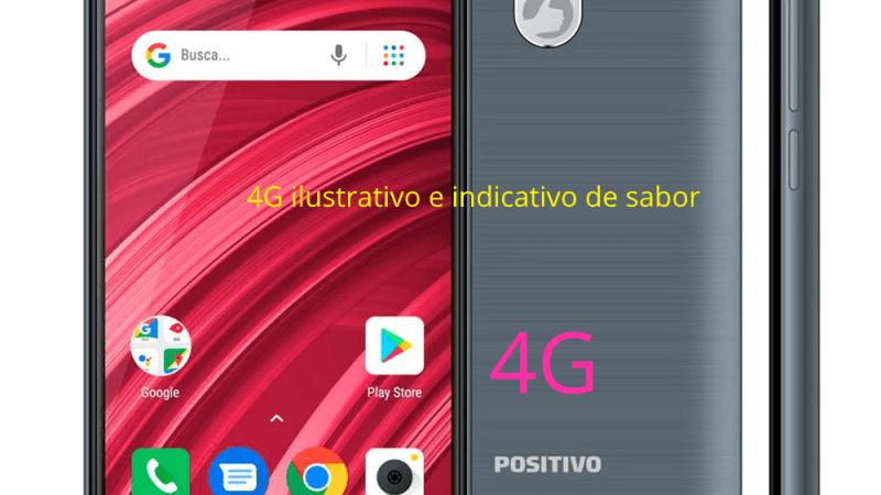 Positivo S509 4G e S518: Twist 2 Fit 4G e um mistério