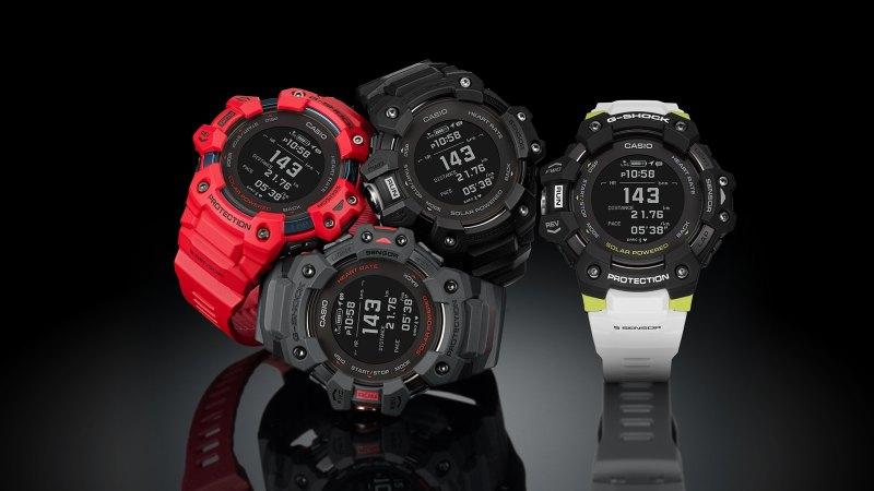 Casio homologa mais dois G-Shock com Bluetooth. E não são baratos