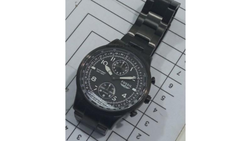 Um Fossil passa na Anatel: Pilot BLE Hybrid Smartwatch