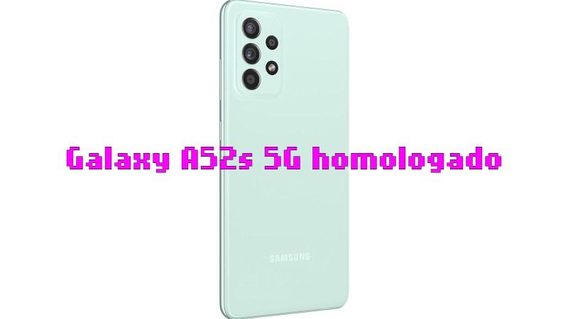 Samsung Galaxy A52s 5G passa na Anatel