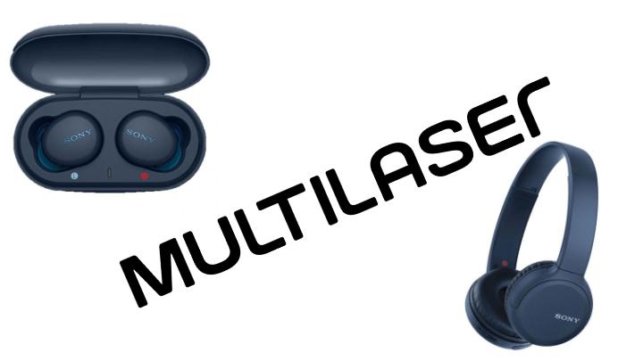 A Multilaser prepara o terreno na Anatel para (re)lançar os fones de ouvido da Sony
