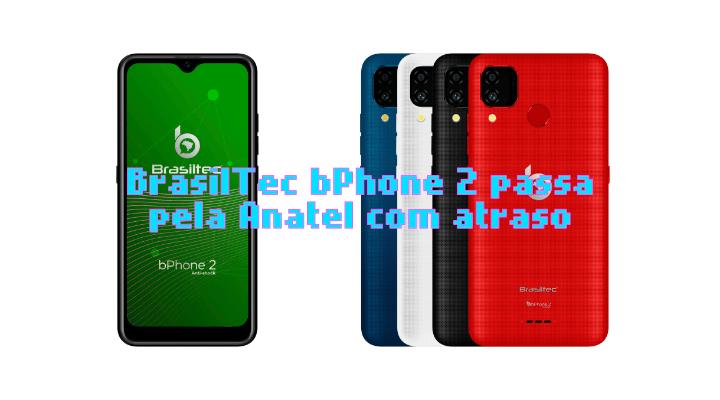 BrasilTec bPhone 2 é homologado, só agora